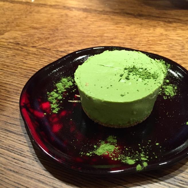 Ichiryu_matcha_cheesecake