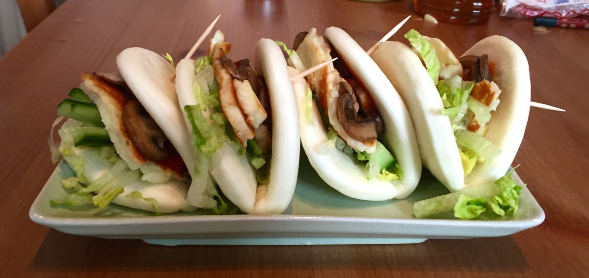 how to cook frozen pork buns without a steamer