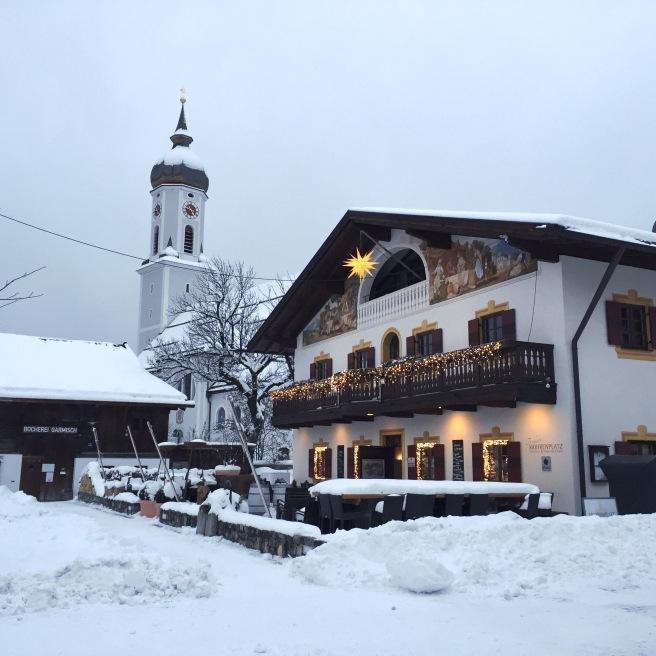 skiing_garmisch_town