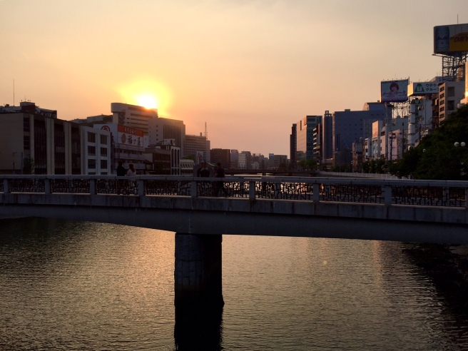 fukuoka_sunset